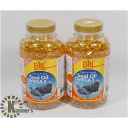 TWO BILL NATURAL SOURCES SEAL OIL OMEGA 3