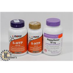 TWO NOW 5-HTP 60 CAPSULES EXP JAN 2020