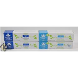 FOUR NATURES GATE TOOTHPASTE
