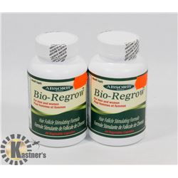 TWO BIO-REGROW HAIR FOLLICLE STIMULATING FORMULA