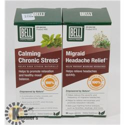 BELL LIFESTYLE CALMING CHRONIC STRESS 60
