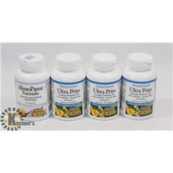 THREE OMEGA FACTORS ULTRA PRIM 90 CAPSULES