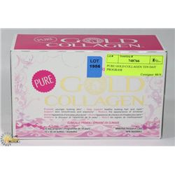 PURE GOLD COLLAGEN TEN DAY PROGRAM