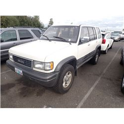 1996 Isuzu Trooper
