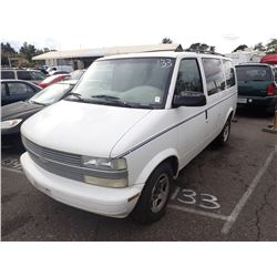 2003 Chevrolet Astro Van