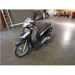 2010 Honda SH150D