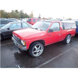 1986 Nissan D21