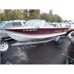 1987 Starcraft Boat