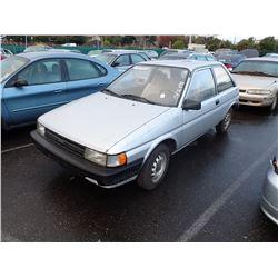 1987 Toyota Tercel