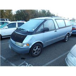 1991 Toyota Previa