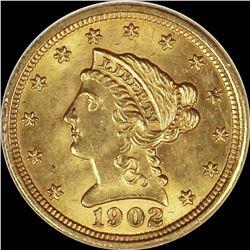 1902 $2.50 GOLD LIBERTY