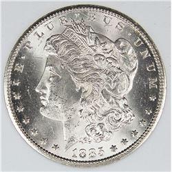 1885-CC MORGAN DOLLAR
