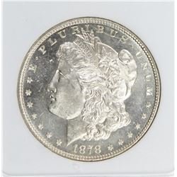 1878-S MORGAN SILVER DOLLAR