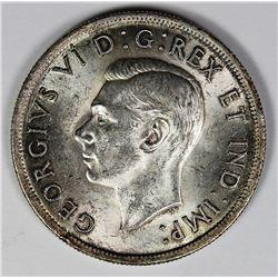 1938 CANADA DOLLAR