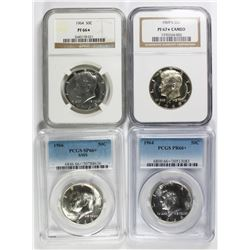 KENNEDY HALF DOLLAR LOT: