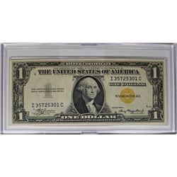 1935 A $1.00 NORTH AFRICA SILVER CERTIFICATE