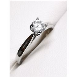14K DIAMOND (0.32CT) RING