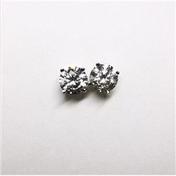 14K DIAMOND (0.48CT) EARRINGS