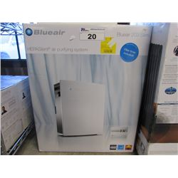 BLUEAIR HEPA SILENT AIR PURIFYING SYSTEM