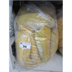 BAG OF ASSORTED STAGE HOME THROW PILLOWS