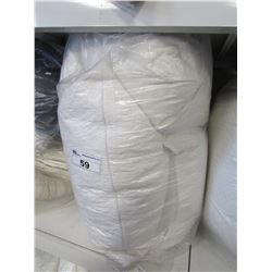 BAG OF ASSORTED STAGE HOME PILLOWS