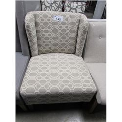 DECORATIVE PATTER CHAIR