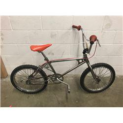 CHROME BMX BIKE