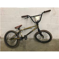GOLD GT SLAMMER BMX BIKE