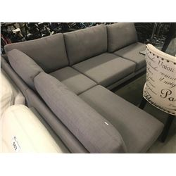 SECTIONAL COUCH & CUSHIONS
