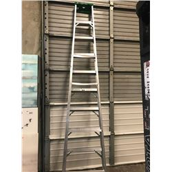 APPROX 10' ALUMINUM LADDER