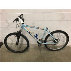 SKY BLUE SPECIALIZED MOUNTAIN BIKE
