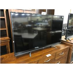 "TOSHIBA 55"" 4K FLATSCREEN TV WITH STAND WITH REMOTE"