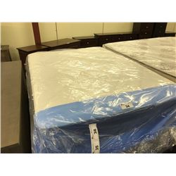 BEAUTYREST EURO TOP DOUBLE SIZE MATTRESS