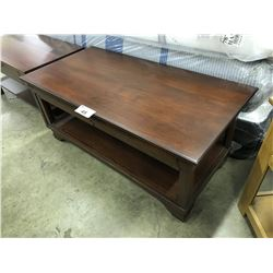 """MORGAN"" 4' X 2' COFFEE TABLE"