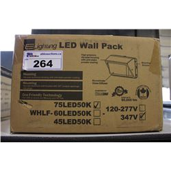 EE LIGHTING 75W LED WALL PACK