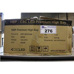 CSC 200W LED PREMIUM HIGH BAY LIGHT