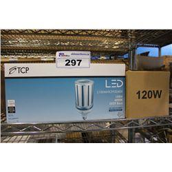 PAIR OF  LED CORN LIGHTS - 100W & 120W