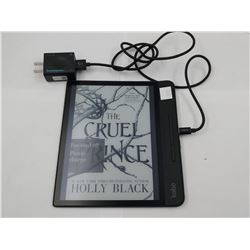 KOBO E-READER WITH CHARGER