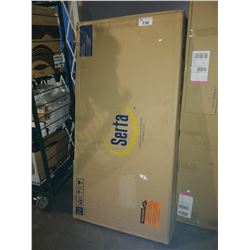 SERTA QUEEN SIZE SHERRY BED FRAME
