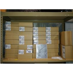 APPROX. 38 BOXES OF IPAD SMART COVERS AND APPLE VGA ADAPTERS