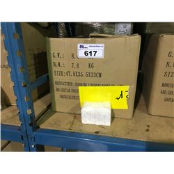 PALLET INCLUDING 30 BOXES OF PANTY LINER FEMININE SANITARY NAPKINS 8.4 KG BOX