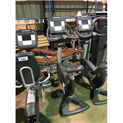 LIFE FITNESS 95C LIFECYCLE COMMERCIAL UPRIGHT EXERCISE BIKE