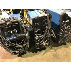 MILLER MILLERMATIC 251 WIRE FEED WELDER WITH GAUGES