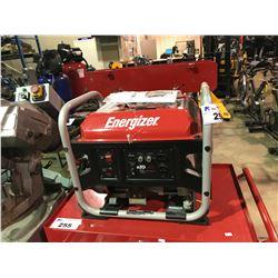ENERGIZER EZG1300 1000WATT PORTABLE GAS GENERATOR