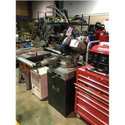 SHARP MACHINE TOOLS MODEL 315 INDUSTRIAL METAL CHOP SAW