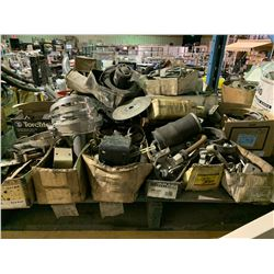 PALLET OF MISCELLANEOUS HARDWARE
