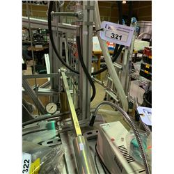 RICHARD DODGEON INC 6 STYLES OF PRESSURE HYDROSTATIC TEST PUMP MODEL 7751