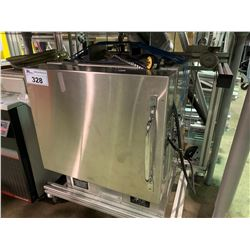 STAINLESS STEEL ADVANCED KILN ON MOBILE CART