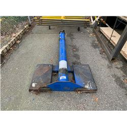 FORKLIFT GRANITE LIFTING ACCESSORY