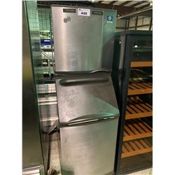 MANITOWOC ICE STAINLESS STEEL ICE MACHINE(MODEL# SY0325W)